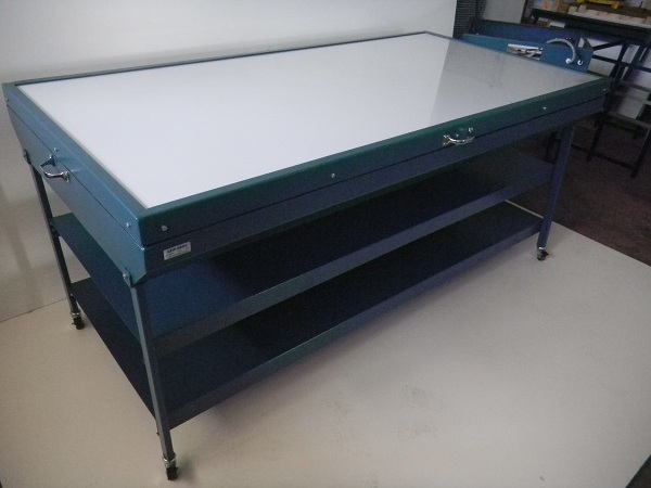 Printing Equipment - Work Tables